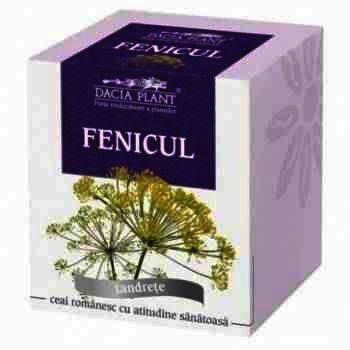 Ceai Fenicul x 50 g - Dacia Plant