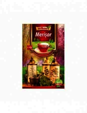 Ceai Merisor x 50g-AD Natura