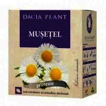 Ceai Musetel -vrac x 50 g - Dacia Plant