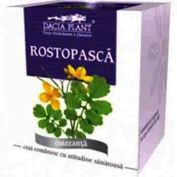 Ceai Rostopasca Dacia Plant