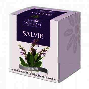 Ceai Salvie x 50 g - Dacia Plant