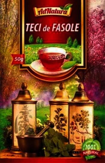 Ceai Teci Fasole -vrac x 50 g - Adnatura