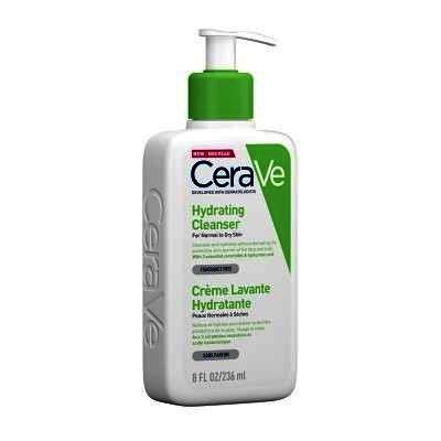 Cerave Gel De Spălare Hidratant, Piele Normal-uscată, 236 Ml