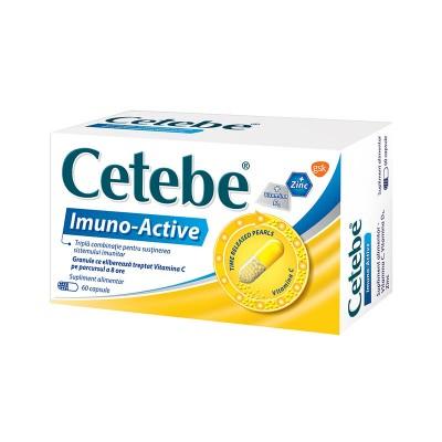 Cetebe Imuno-Active - capsule x 60 - GSK