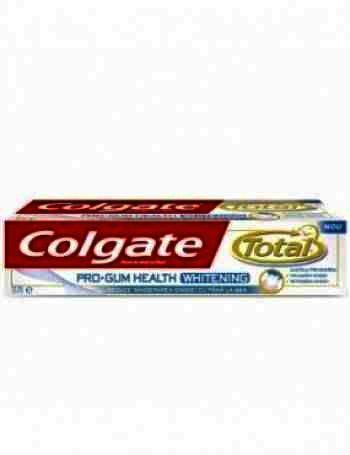 Colgate Pasta de Dinti Total ProGumHealth Whitening x 75ml