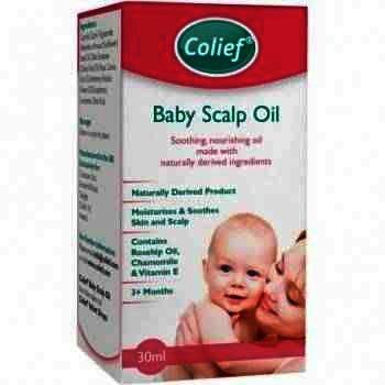 Colief Scalp Oil x 30 ml