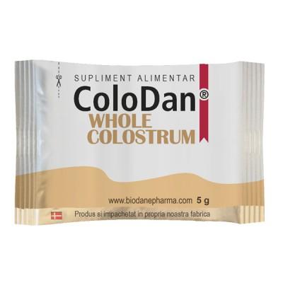 ColoDan Whole Colostrum 5g - plicuri x 12