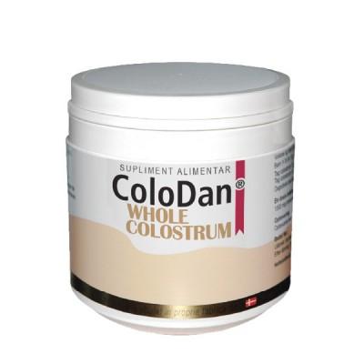 ColoDan Whole Colostrum - pulbere x 150g