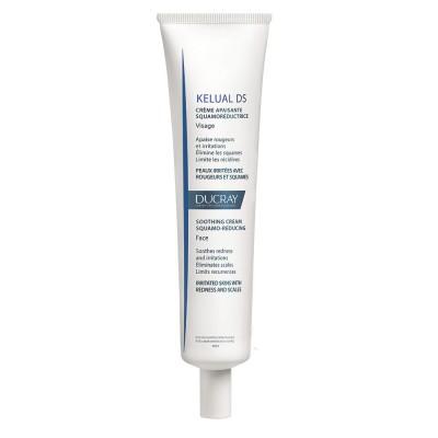 Kelual DS Crema calmanta cu efect anti-receidiva impotriva scuamelor la nivelul fetei, 40ml
