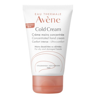 Avene Cold Cream Crema de Maini Reaparatoare, 50ml