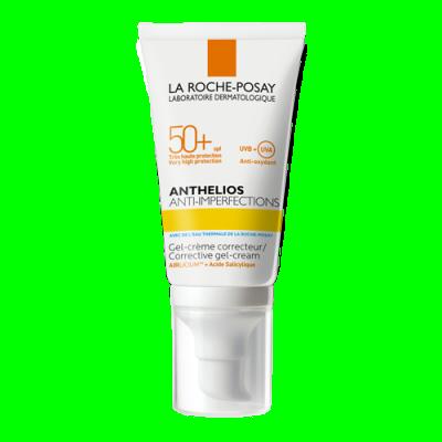 La Roche Posay Anthelios Crema De Protectie Solara Cu Efect Anti Imperfectiuni 50ml