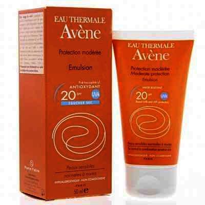 Crema, emulsie Spf 20 Solare Avene, 50ml