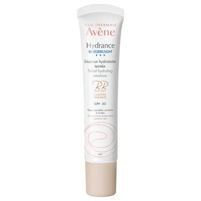 Avene Hydrance Legere Teintee Crema Hidratanta UV, 40ml