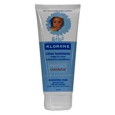 Crema hidratanta Klorane Bebe PhysioCalenduline®,200ml