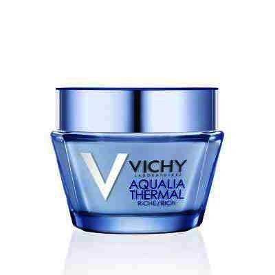 Cremă hidratantă Vichy Aqualia Thermal Hidratare Dinamică pentru ten uscat, 50ml