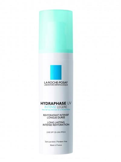 La Roche Posay Hydraphase Uv Intense Legere Spf 20 Crema Intens Rehidratanta Pentru Tenul Deshidratat 50ml