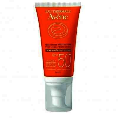 Crema Spf 50+ nuantatoare Solare Avene, 50 ml
