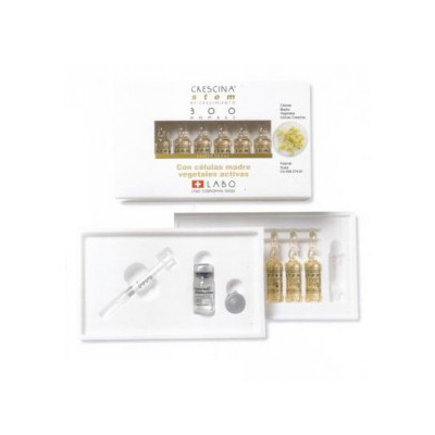 Crescina Stem Tratament Complet 300 Barbati -fiole x 12