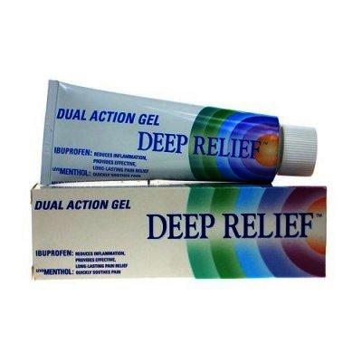 Deep Relief -gel x 15 g - Mentholatum