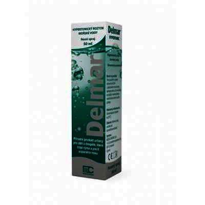 Delmar Hipertonic Spray Nazal x 50 ml - Medochemie