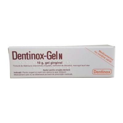 Dentinox Gel (9%) x 10g-Dentinox