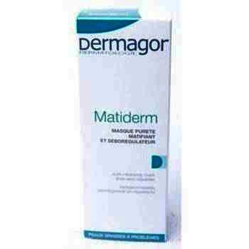 Dermagor Matiderm Masca Purifianta x 40 ml