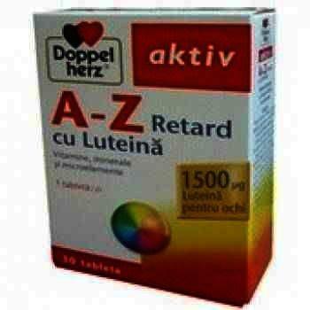 Doppel Herz Aktiv A-Z Retard -tb. x 30