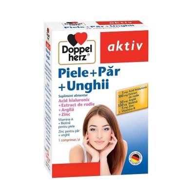 Doppel Herz Aktiv Par Piele Unghii -cp x 30