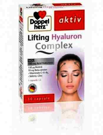 Doppel Herz Lifting Hyaluron Complex -cps x 30