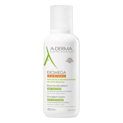 A-DERMA Exomega Control Balsam x 400 ml