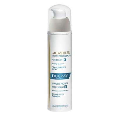 Ducray Melascreen Crema de Noapte x 50 ml