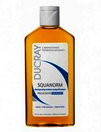 Ducray Squanorm Matreata Grasa x 200 ml + Elution x 30 ml