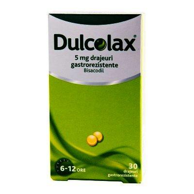 Dulcolax 5 mg -drj.gst x 30 - Boehringer