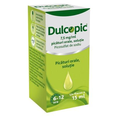 Dulcopic 7,5mg/ml x 15ml - Sanofi Romania