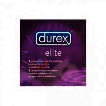Durex Prezervative Elite x 3