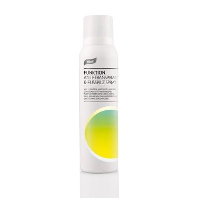 Efasit Spray Antitranspirant Picioare 4 in 1 x 150 ml