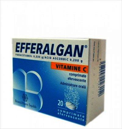 Efferalgan+C-cpr.eff. x 2 tub-Lab. Upsa