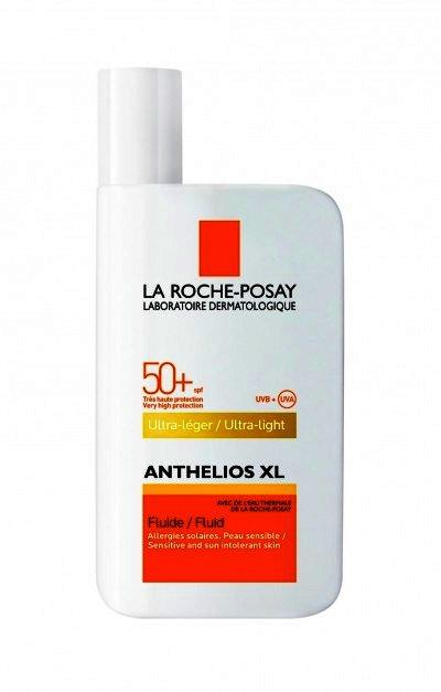 Emulsie De Față La Roche-posay Anthelios Xl Ultra Lejeră Spf 50+, 50ml