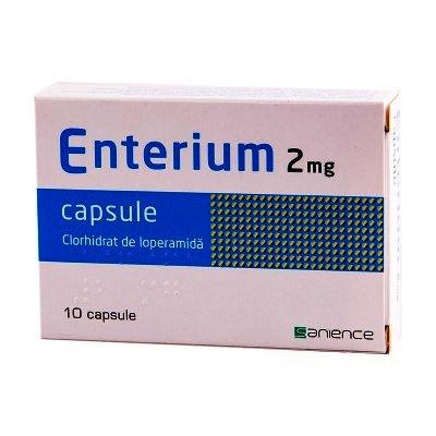 Enterium 2mg - cps x 10