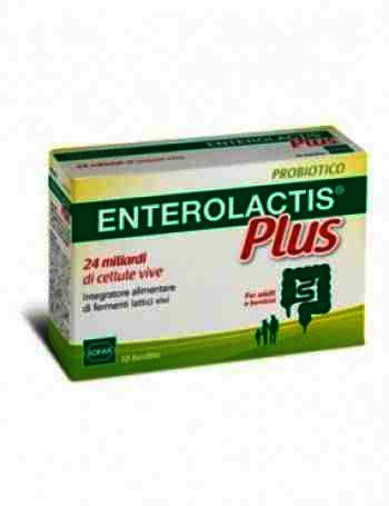 Enterolactis Plus -plc x 10 - Sofar