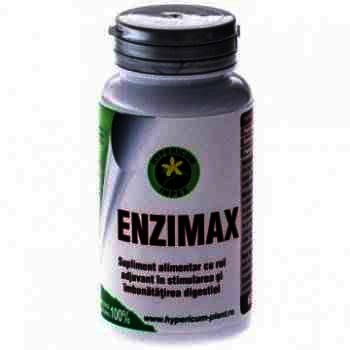 Enzimax -cps x 60 - Hypericum