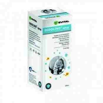 Evital Didolino Sirop x 120 ml