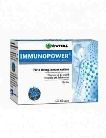 Evital Immunopower -cps x 40