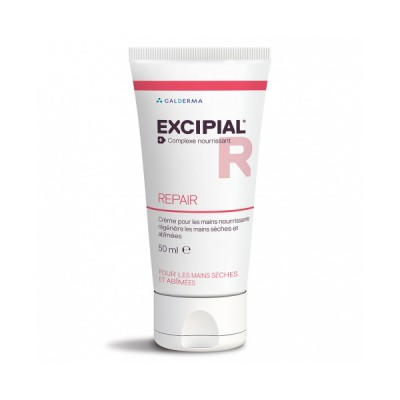 Excipial Repair Crema de Maini x 50 ml - Galderma