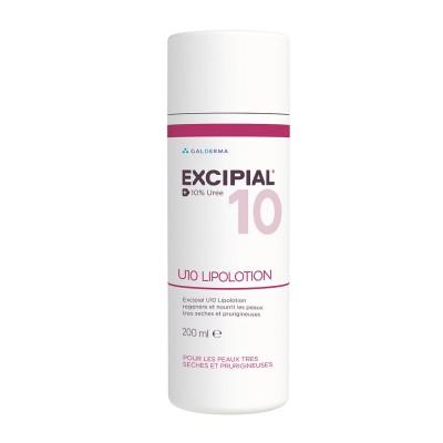 Excipial U10 Lipolotion x 200 ml Gardema