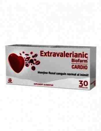 Extravalerianic -cps x 30 - Biofarm