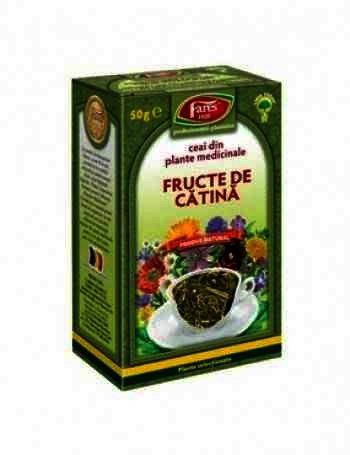 Fares Ceai Afine Fructe 50g vrac