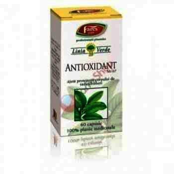 Fares Ceai Antioxidant -plc x 20