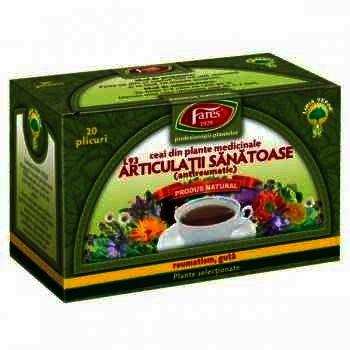 Fares Ceai Articulatii Sanatoase -plc x 20