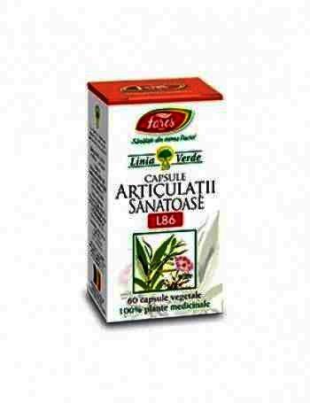 Fares Ceai Articulatii Sanatoase -vrac x 50 g
